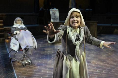 BWW Review: BECKY NURSE OF SALEM at Berkeley Repertory