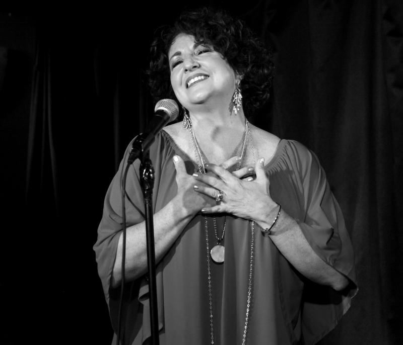 BWW Interview: Lisa Viggiano Comes to The Beach Cafe on January 4, 2020