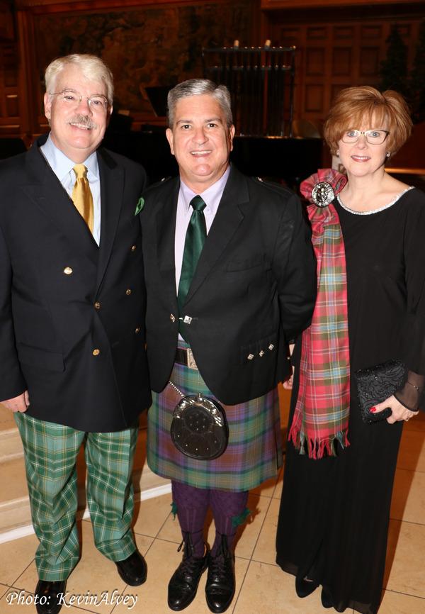 Robert Currie, Mr. & Mrs. William Caudill