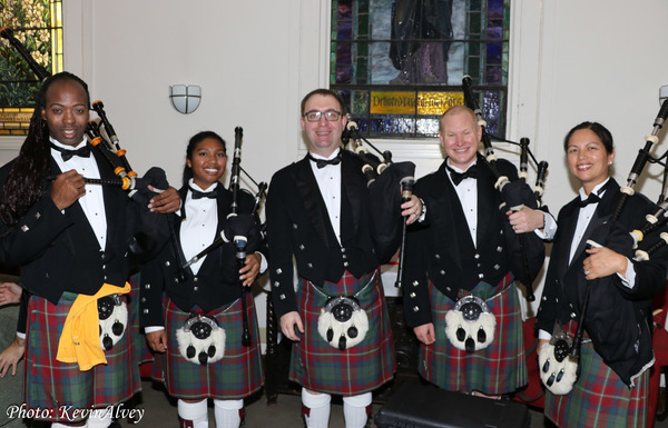 Photo Coverage:  'The Pipes of Christmas' Celtic Holiday Concert
