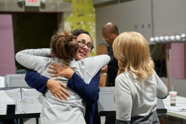 Photo Flash: Check Out Rehearsal Photos of BERNARDA ALBA at Theater Latté Da