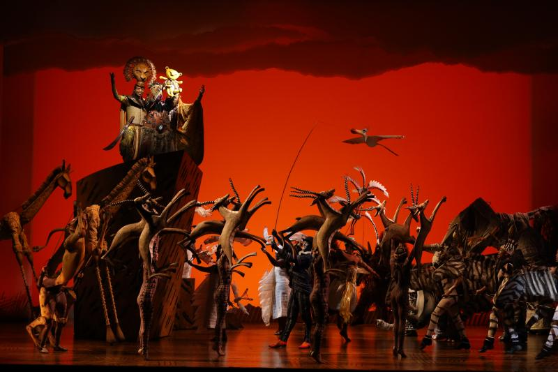 BWW Review: LION KING THE MUSICAL at AsiaWorld-Expo