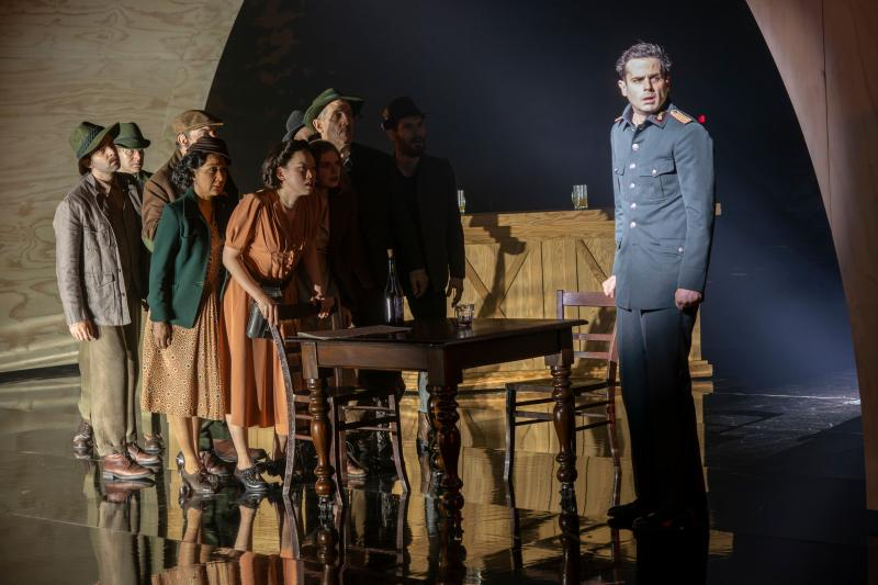BWW Review: A Chilling Revival of Ödön von Horváth's 1937 Social Commentary JUDGMENT DAY