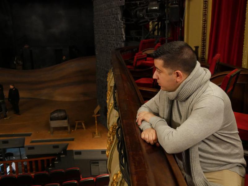 BWW Interview: Iván Macías nos cuenta curiosidades de EL MEDICO, EL MUSICAL