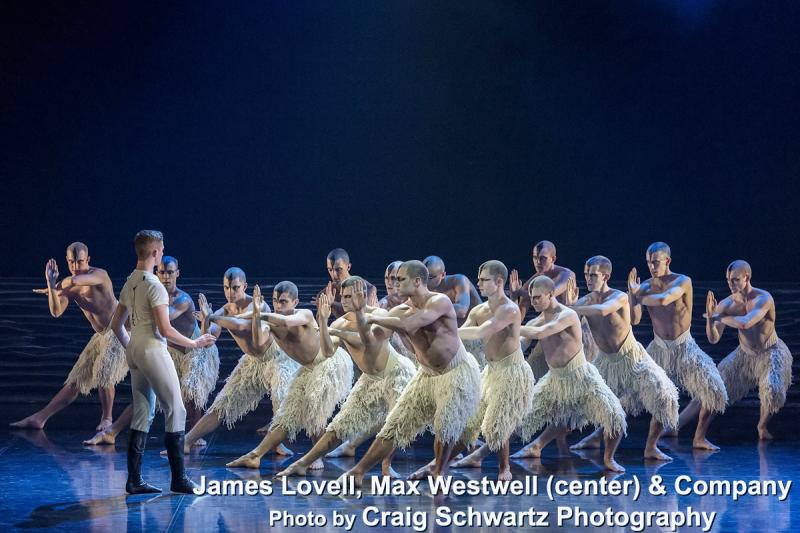 BWW Interview: Max Westwell's Ever Ready To Rise To The Top In MATTHEW BOURNE'S SWAN LAKE