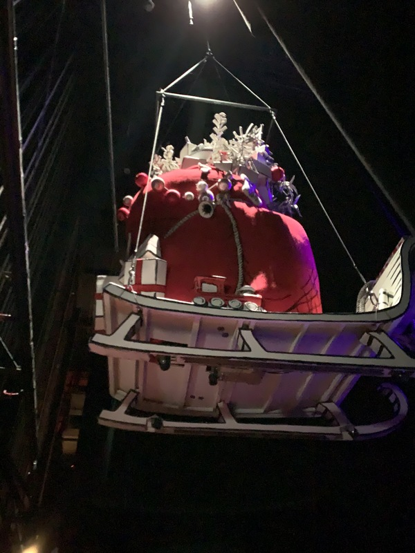 BWW Feature: Behind the Scenes at DR. SEUSS'S HOW THE GRINCH STOLE CHRISTMAS! at The Old Globe