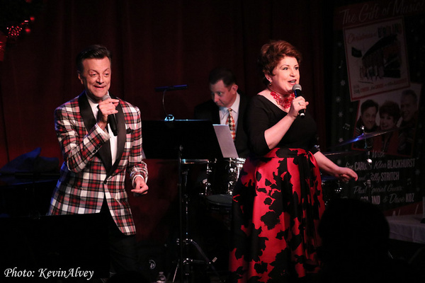 Photo Flash: Another Sold-Out Run For A SWINGING BIRDLAND CHRISTMAS