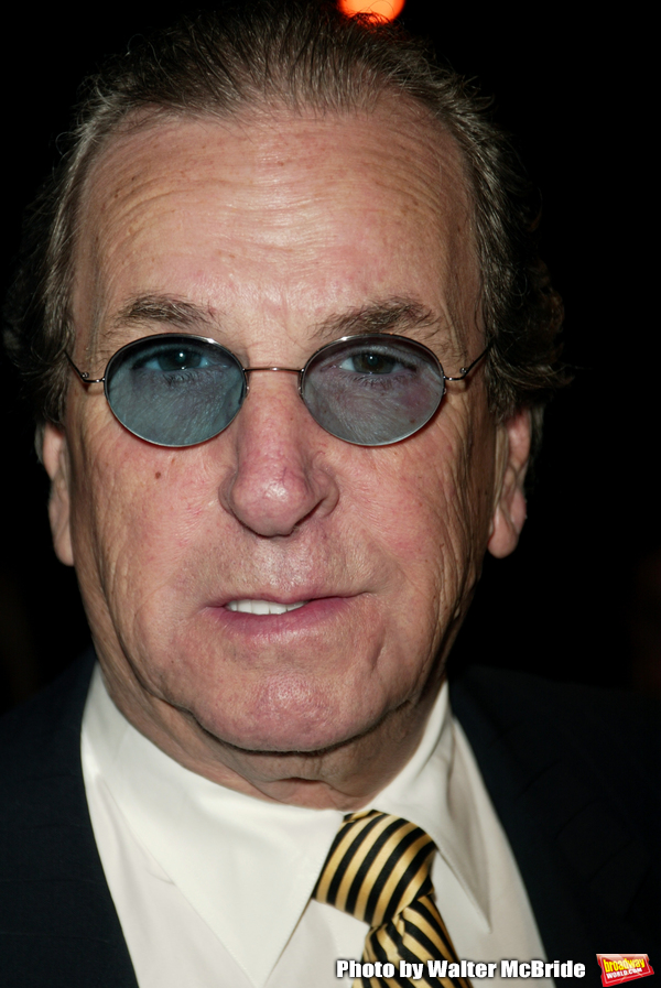 Danny Aiello attending the Opening Night Celebration for the New Broadway Musical JER Photo