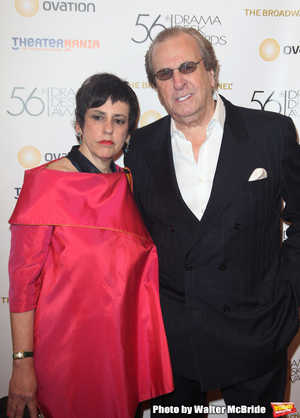 Danny Aiello attending the 56th Annual Drama Desk Awards Arrivals at Hammerstein Ball Photo