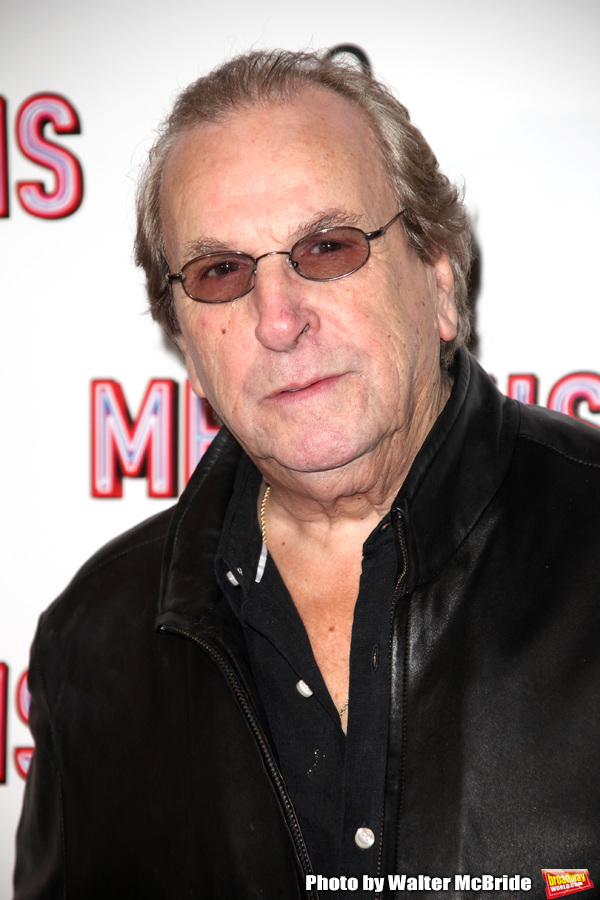 """Danny Aiello attending  the Broadway Opening Night Performance of """"MEMPHIS""""  at the S Photo"""