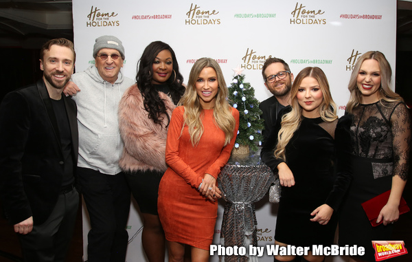 Peter Hollens, Danny Aiello, ICandice Glover, Kaitlyn Bristowe, Josh Kaufman, Bianca  Photo