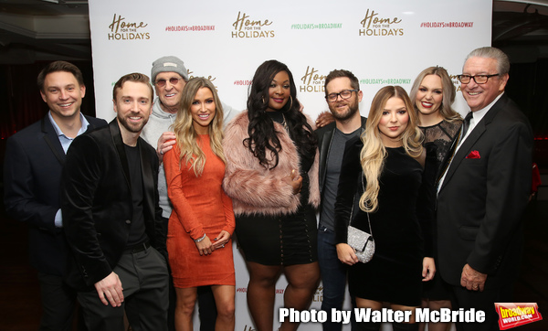 Jonathan Tessero, Peter Hollens, Danny Aiello, Candice Glover, Kaitlyn Bristowe, Josh Photo