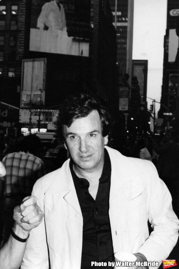Danny Aiello in Times Square on June 11, 1979 in New York City. Photo