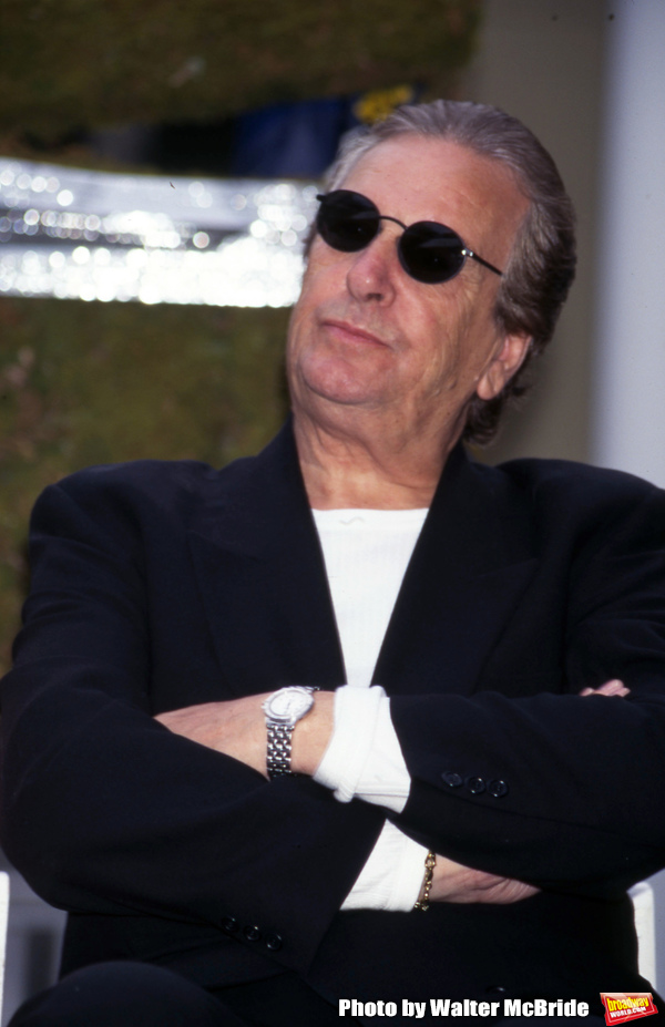 Danny Aiello attends the Crystal Apple Awards at Gracie Mansion on June 11, 1997 in N Photo