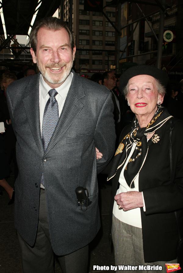 Photo Coverage: Remembering Tony Award-Winner Richard Easton
