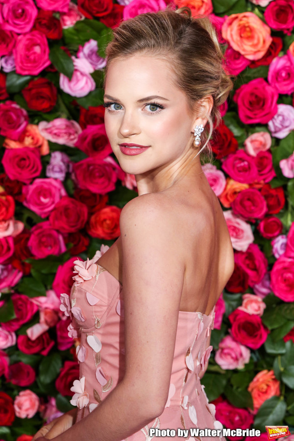Stephanie Styles attends the 72nd Annual Tony Awards at Radio City Music Hall on June Photo