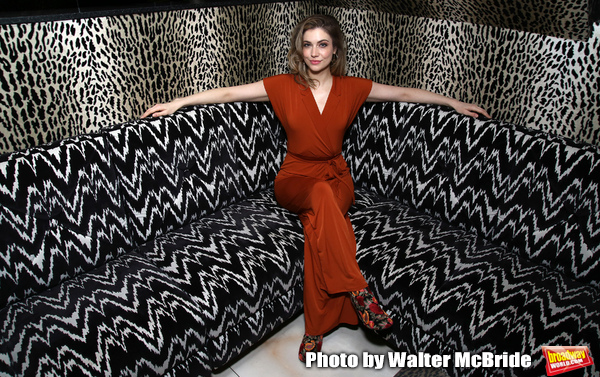 "Katlyn Carlson from ""Be More Chill"" during her Broadway Debut photo shoot at the Room Photo"