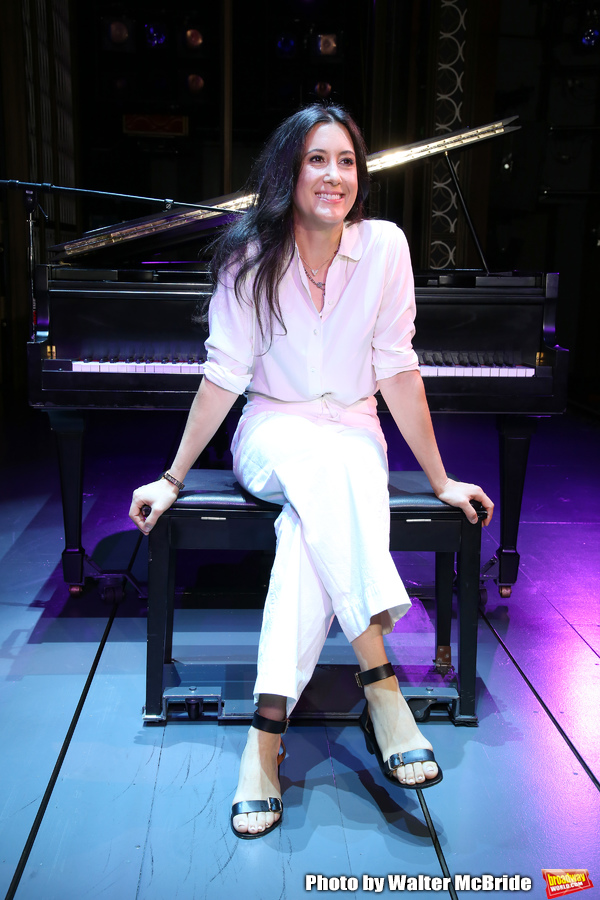"Vanessa Carlton previews her upcoming Broadway debut in ""Beautiful - The Carole King  Photo"