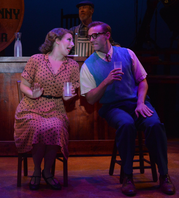 Photo Flash: First Look At BRIGHT STAR At Florida Studio Theatre