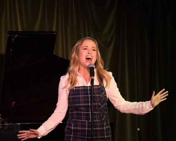 Photo Coverage: Scott Bakula, Chelsea Field, Jane A. Johnston, And More In AN EVENING OF CLASSIC BROADWAY At Rockwell