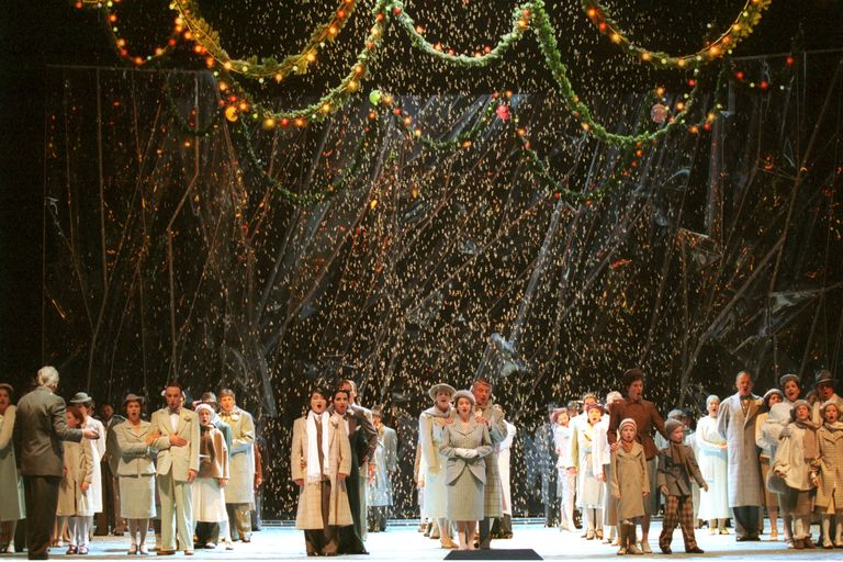BWW Review: LA BOHÈME at Staatsoper Unter Den Linden --