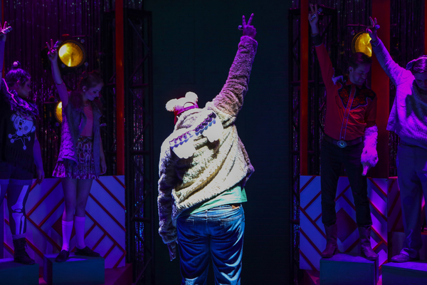 Photo Flash: Pride Films and Plays' AMERICA'S BEST OUTCAST TOY - AN ODDBALL HOLIDAY REALITY MUSICAL