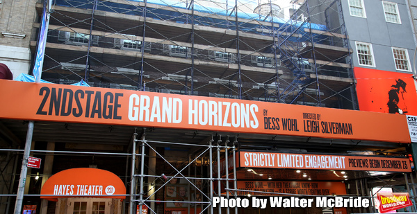Photos: A Look Back on Broadway's Marquees of 2019