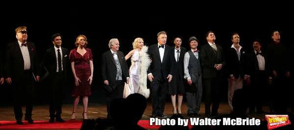 Michael Mulheren, Nick Choksi, Holley Fain, Henry Winkler, Anne Heche, Alec Baldwin,  Photo