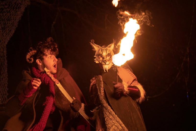 BWW Review: Relive the Magic of NARNIA at Serenbe Playhouse
