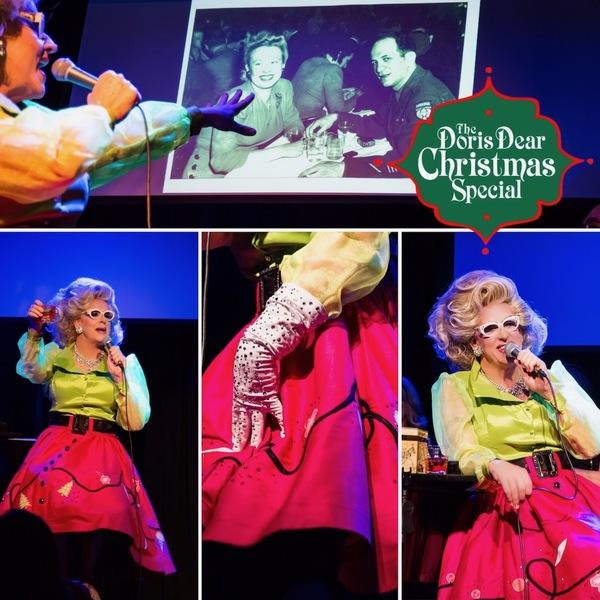 Photos: THE DORIS DEAR CHRISTMAS SPECIAL at The Triad Theater