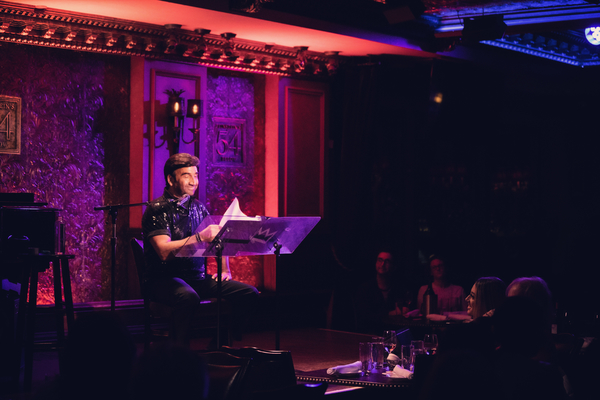 Photo Flash: Joe Gulla's THE BRONX QUEEN Makes Sold-Out Debut at Feinstein's/54 Below