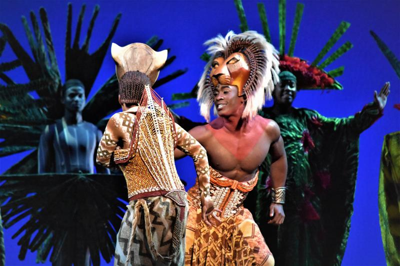 Watch Video Clips From THE LION KING at AsiaWorld-Expo Arena in Hong Kong