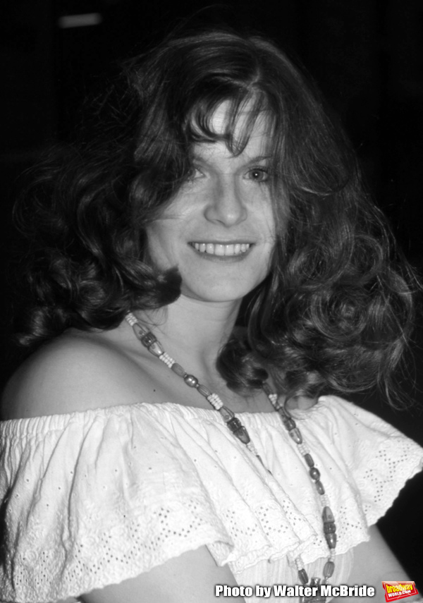 "Candice Earley at the ""All My Children"" ABC TV Studios on May 1, 1981 in New York Cit Photo"
