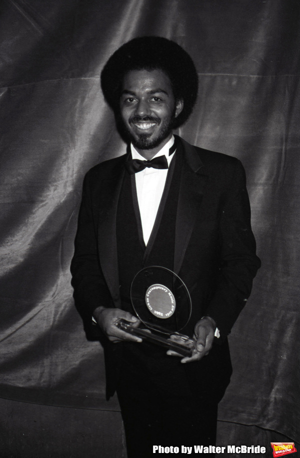 James Ingram attending the Urban Contemporary Awards on January 21, 1983 at the Savoy Photo