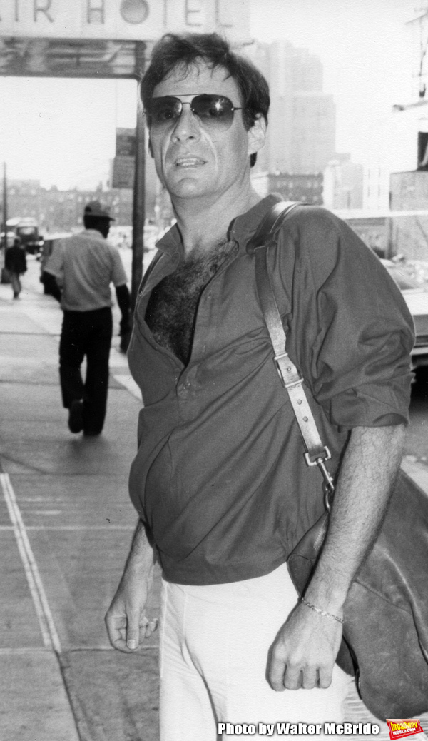 Ron Leibman on June 1, 1980 in New York City. Photo