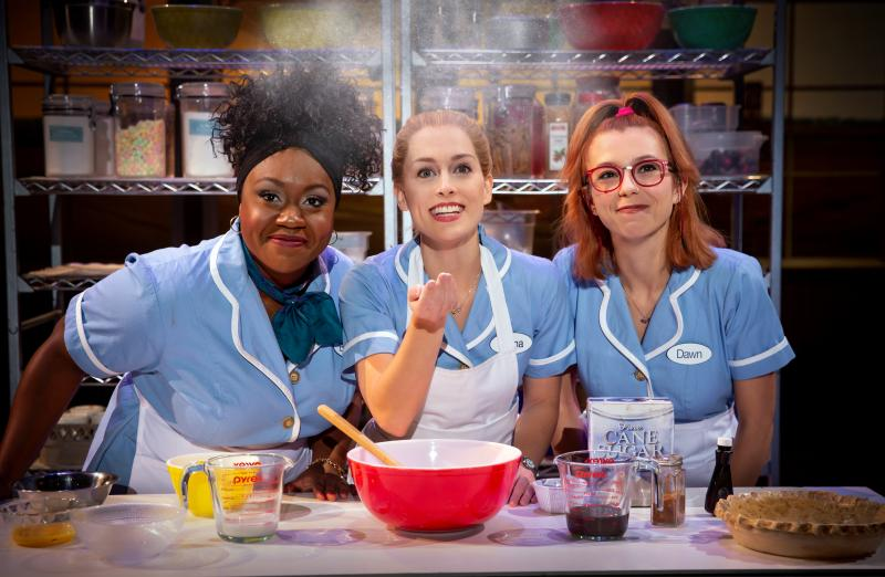 BWW Review: Broadway Across Canada's WAITRESS Will Leave You Feeling Warm and Fuzzy - and Craving Pie