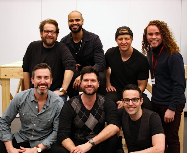 Top Row (left to right) – Andrew Kober, Nicholas Edwards, Jeremy Landon Hays,  Photo