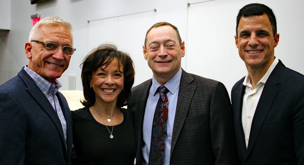 Mark S. Hoebee, JoAnn Hunter, Mike Stott, Ken Davenport Photo