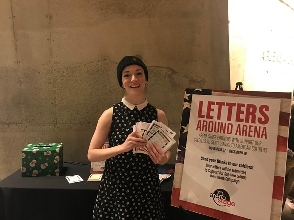 Photo Flash: Ken Ludwig and More at Arena Stage's LETTERS AROUND ARENA