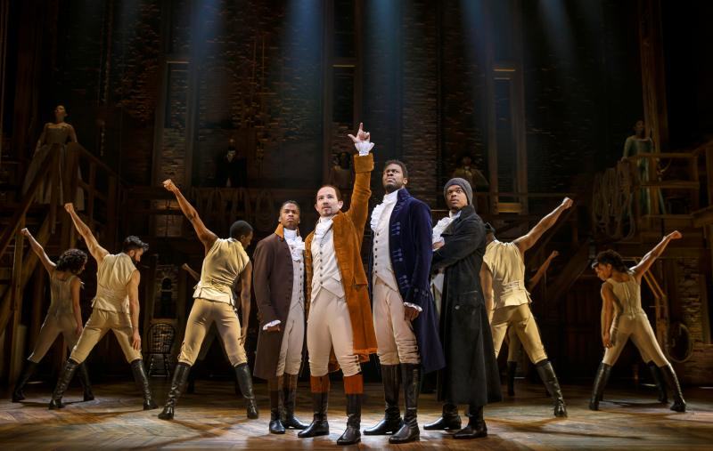 BWW Review: Record-shattering HAMILTON Settles Into Multi-Week Run at TPAC With Dazzling Performances and Electrifying Intensity