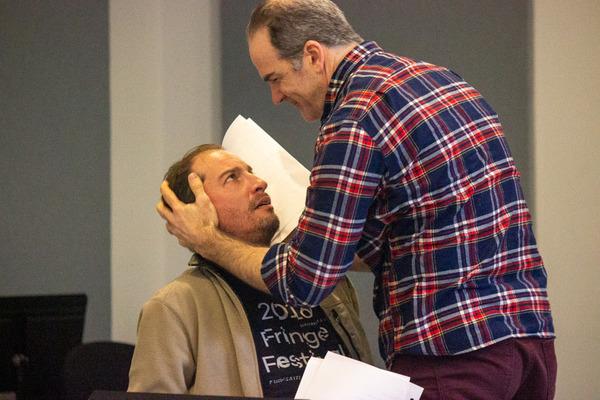 Ross Beschler and Steven Rishard Photo