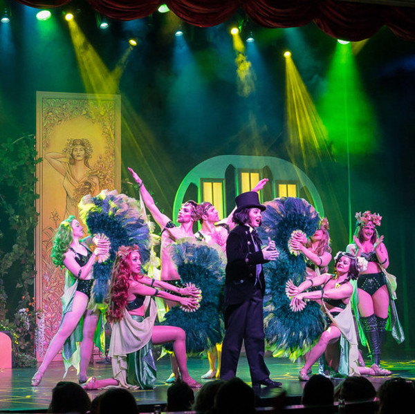 Photo Flash: See The Final Performances of BOHEMIA at the Triple Door