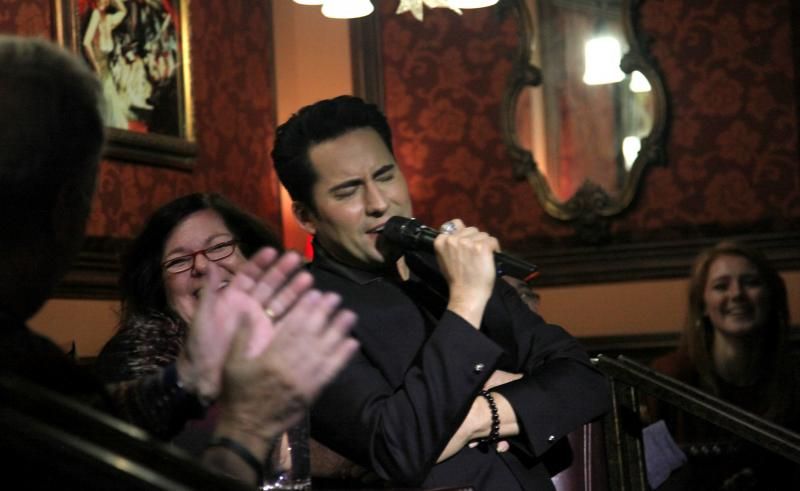BWW Review: John Lloyd Young Scales The Musical Heights With JUKEBOX HERO at 54 Below