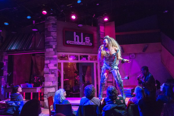 Photo Flash: First Look at HEDWIG AND THE ANGRY INCH At Portland Center Stage