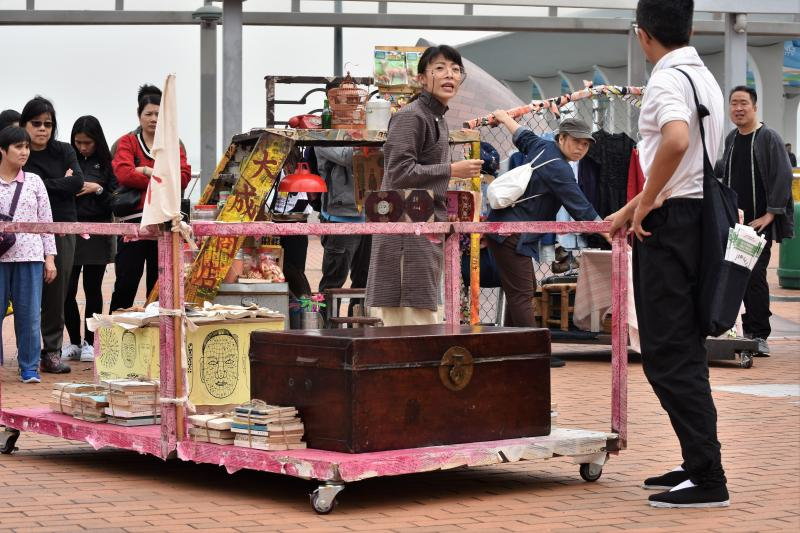 Photos: THE HAPPY POOR GUYS Mobile Theater Continues to Engage Hong Kong Audiences