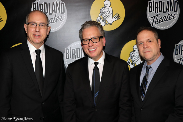 Tom Hubbard, Billy Stritch, Eric Halvorson Photo
