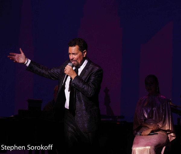 Photo Coverage: Clint Holmes, Veronica Swift, and Nicolas KIng Bring NEW YORK OLD FRIEND to Live At Lynn