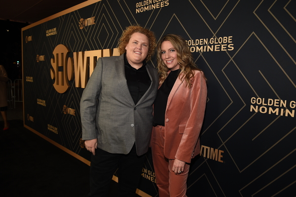Fortune Feimster and Jaclyn Smith Photo