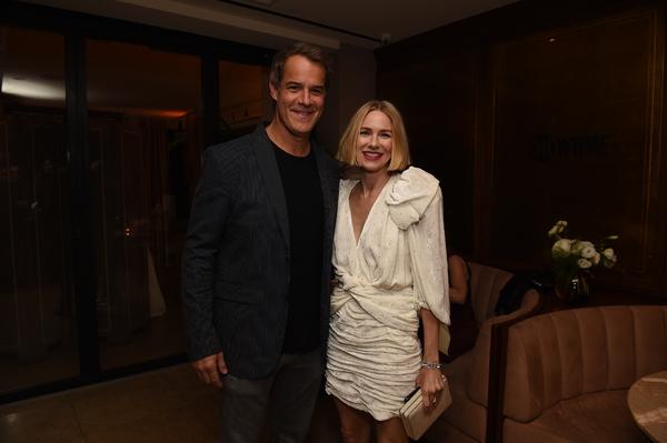 Josh Stamberg and Naomi Watts  Photo