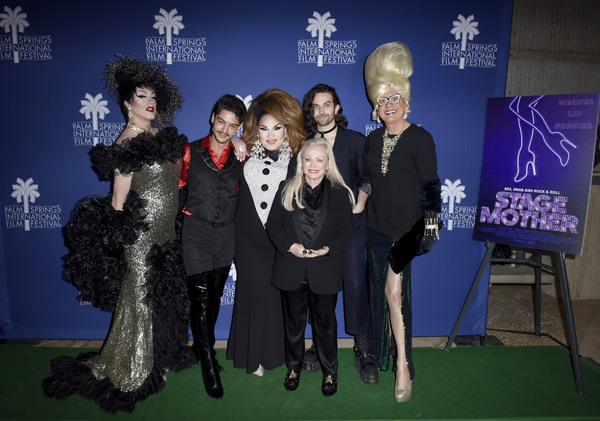 Marina Mac; Oscar Moreno, Anita Rose, Jacki Weaver, Allister MacDonald and Bella Da B Photo